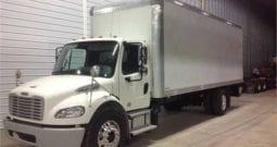 #166 2015 Freightliner Box Truck