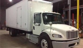 #166 2015 Freightliner Box Truck full